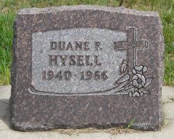 Duane Floyd Hysell