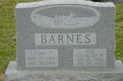 "Charles William ""Bill"" Barnes"