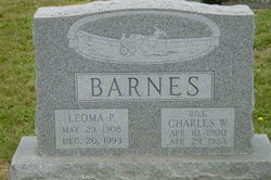 Leoma P. <I>Leutner</I> Barnes