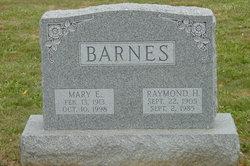 Mary Elizabeth Barnes