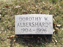 Dorothy <I>Watkins</I> Albershardt