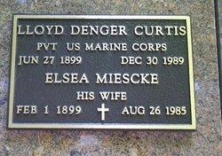 Elsea <I>Miescke</I> Curtis