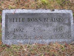 Belle Blaising