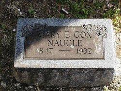Mary Ellen <I>Hadley</I> Cox Naugle