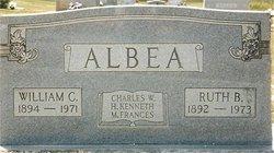 Ruth <I>Butler</I> Albea