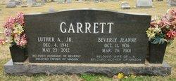 """Luther """"L.A."""" Garrett, Jr"""