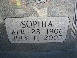 Sophia <I>Marshall</I> Bartkowiak