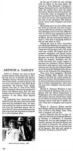 Arthur Austin Yancey