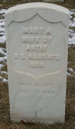 Mary A Alberts