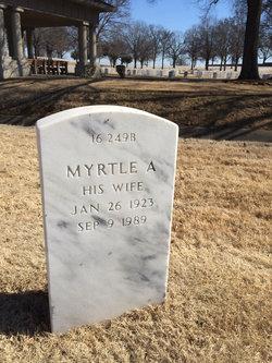 Myrtle A Birch