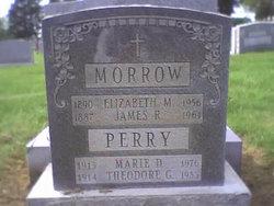 """Elizabeth M. """"Lizzie"""" <I>Signs</I> Morrow"""