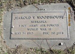 Harold Van Woodhouse