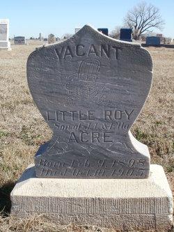 Little  Roy Acre