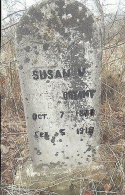 Susan Wesley <I>Deener</I> Bryant