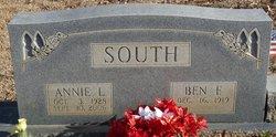 "Benjamin Franklin ""Ben"" South"