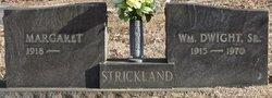 Margaret <I>Joslin</I> Strickland
