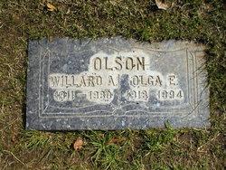 Olga Elenore <I>Benesch</I> Olson