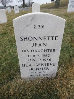 Shonnette Jean Skinner