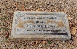 Mollie <I>Cunningham</I> Beall