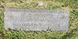 Charles Walter Brown