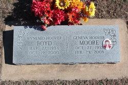 Wynemio <I>Hoover</I> Boyd