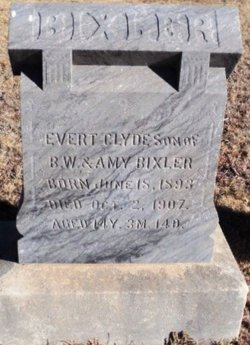 Evert Clyde Bixler