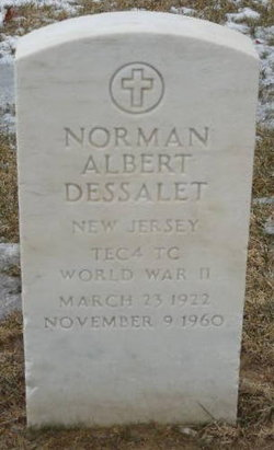 Norman Albert Dessalet