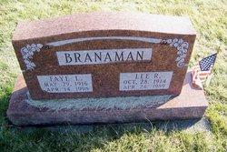 Faye L <I>Boston</I> Branaman