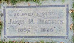 James Malcolm Headrick