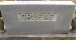 Dr Hans F Gruene