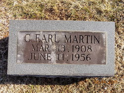 Clarence Earl Martin