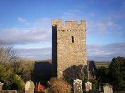 St. Elidyr Churchyard, Crunwere