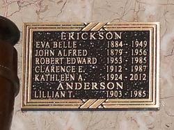 Lillian Truth <I>Erickson</I> Anderson