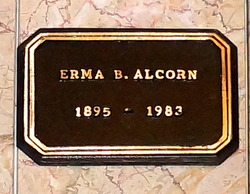 Erma Beth <I>Lindesmith</I> Alcorn