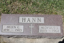 Aloysius Joseph Hann