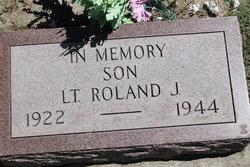 1LT Roland J Hann