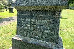 Capt Ronald Vivian Bennett