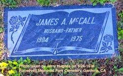 "James Andrew ""Jim"" McCall Sr."