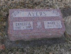 Ernest Forrest Ayers