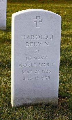 Harold J Dervin