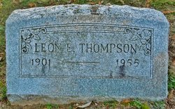 Leon E Thompson