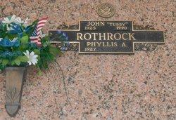 "John Martin ""Tubby"" Rothrock, Sr"