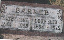 Catherine <I>Becker</I> Barker