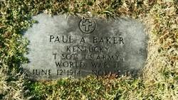Paul A. Baker