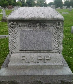 Margaret <I>Robinson</I> Rapp