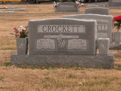 Belva Lee <I>Bellew</I> Crockett