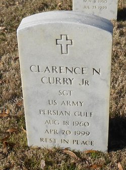 Clarence N Curry, Jr