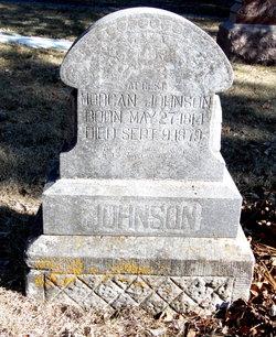 Morgan Johnson