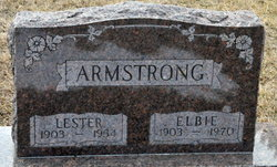 Lester J Armstrong