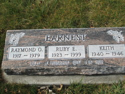 Keith Raymond Earnest